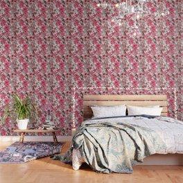 Cherry Tiles Wallpaper