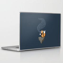 Fox Tea Laptop & iPad Skin