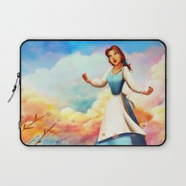 I Want Adventures in the Great Wide Somewhere Laptop Sleeve