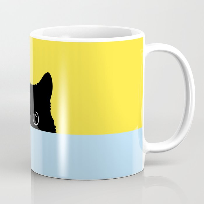 Kitty Kaffeebecher