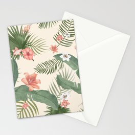 Tropical Nature Stationery Cards