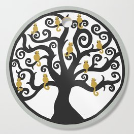 Cat Tree of Life Cutting Board
