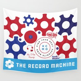 TRM Icons Wall Tapestry