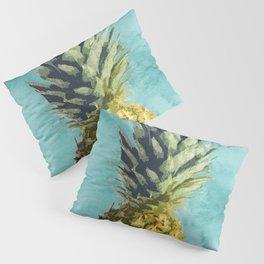 Pineapple Top Pillow Sham