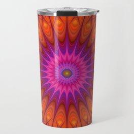 Hell mandala Travel Mug