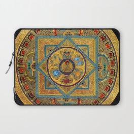 Buddhist Hindu Mandala 23 Laptop Sleeve
