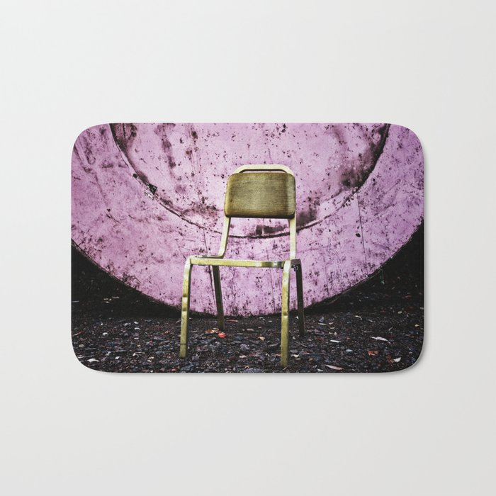When The Party's Over Bath Mat