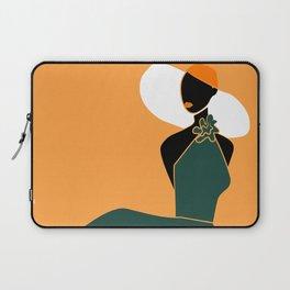 Midnight Citrus - Lady No 02 Laptop Sleeve