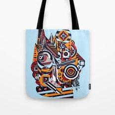 EL BARTO ~ BLUE Tote Bag