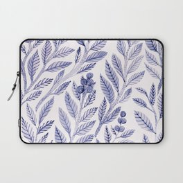 Wild Blue Laptop Sleeve