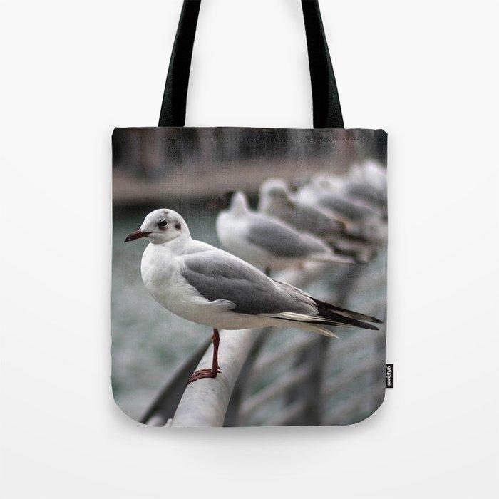 Seagull bird 4 Tote Bag