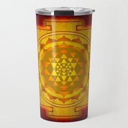 Sri Yantra I Travel Mug