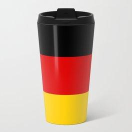 Germany Flag Travel Mug