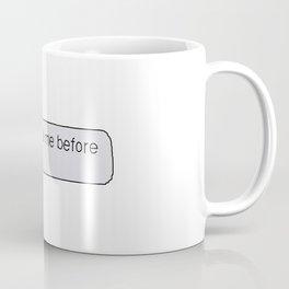 DON'T WAKE ME BEFORE NOON Coffee Mug