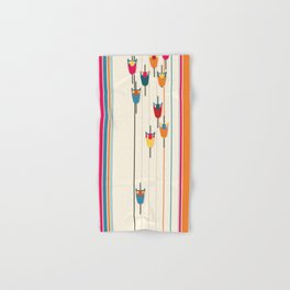 Bicycles Hand & Bath Towel