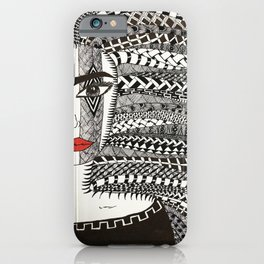 Beauty in the Details iPhone Case