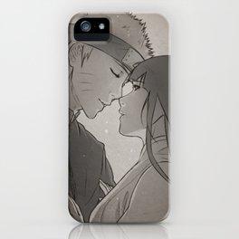 Naruhina iPhone Case