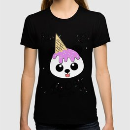 95% Panda 5% Ice Cream 100% Unicorn Funny Shirt T-shirt