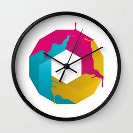 Logic Sucks Wall Clock