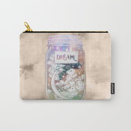 Dream Jar Carry-All Pouch