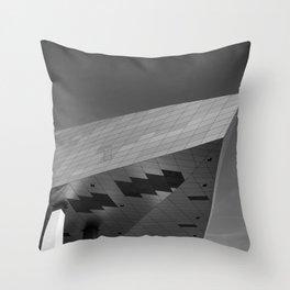 musé de Confluence  Throw Pillow
