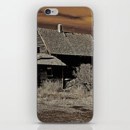 Juniper Flats Homestead iPhone Skin