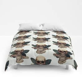 Sloths, Goths, and Moths Comforters