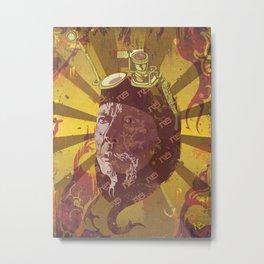 Hannibal Chew Metal Print