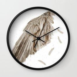 Air element Wall Clock