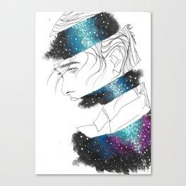 Starseed series : Four Canvas Print