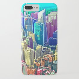 Rainbow City iPhone Case