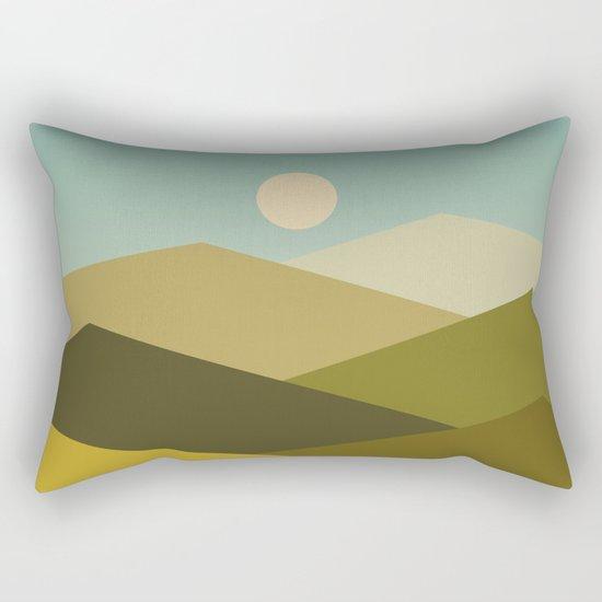 Landscape NC 02 Rectangular Pillow