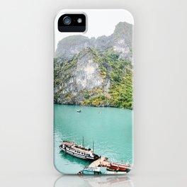 Ha Long Bay 2 (diptych) iPhone Case