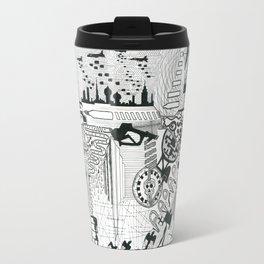 Past, Present. Future Travel Mug