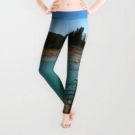 Amazing Hot Spring Colors Leggings