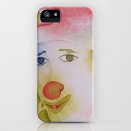 Paillasse iPhone Case
