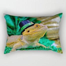 Kiss Me, I'm Irish! Rectangular Pillow