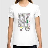 circus T-shirts featuring Circus by Madmi