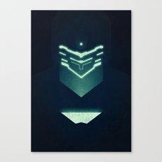 Isaac Clark / Dead Space Canvas Print