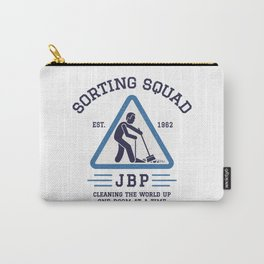 Jordan Peterson - Sorting Squad Carry-All Pouch
