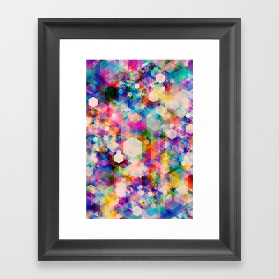 Bitmap Framed Art Print