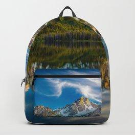 Sawtooth Range Morning Reflection Backpack