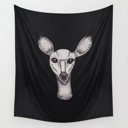 Tiwaz Deer Wall Tapestry