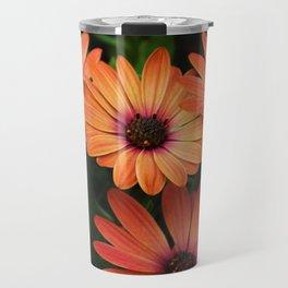 Sunset Daisy Travel Mug