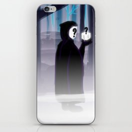 MARAMA DAL - Mx. E iPhone Skin