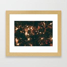 Christmas Time 35mm Framed Art Print