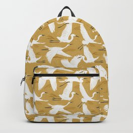 Soaring Wings - Goldenrod Yellow Backpack
