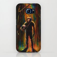 Commander Chimp Slim Case Galaxy S8