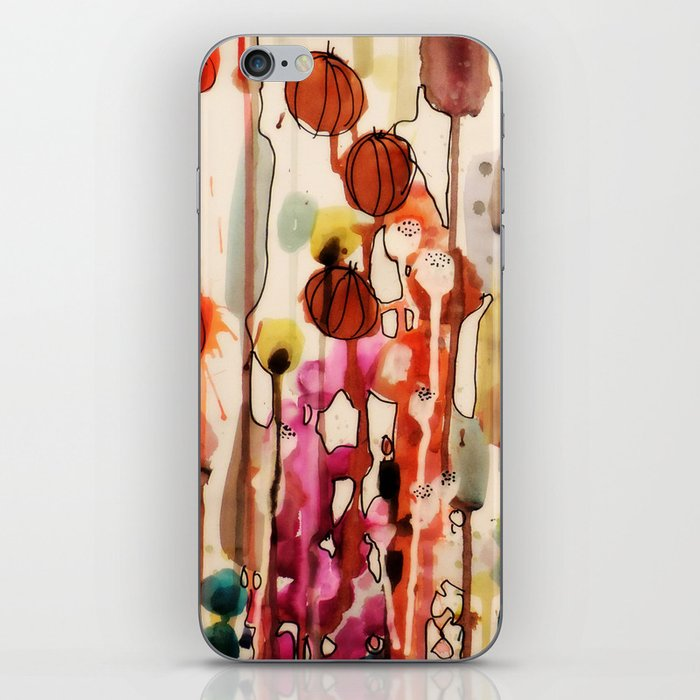ouvrir une fenetre iphone skin by sylviedemes society6