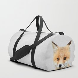 Baby Fox - Colorful Duffle Bag